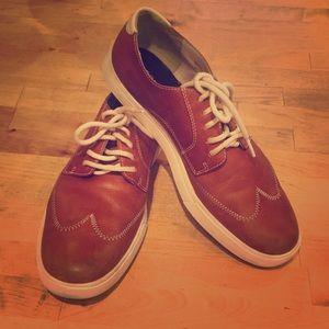 Men's Cole Haan Cognac Sneakers